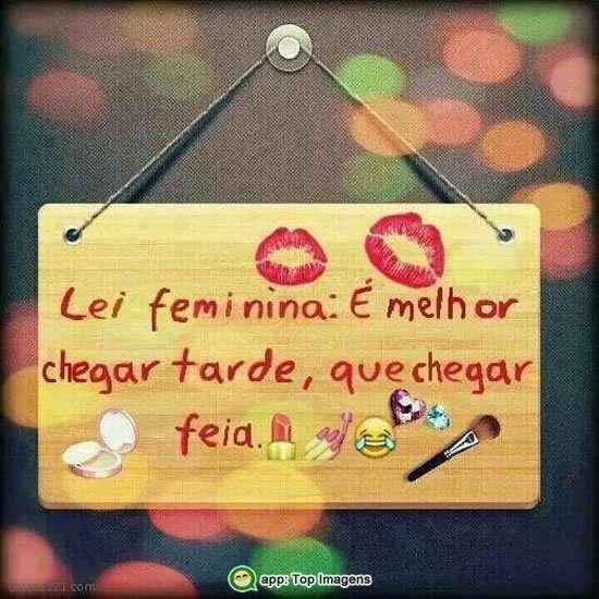 Lei feminina