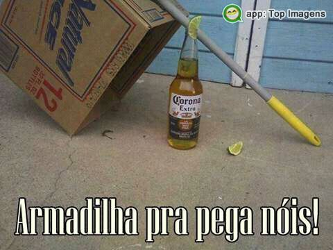 Armadilha pra bêbado