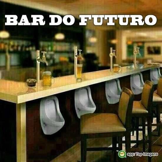 Bar do futuro