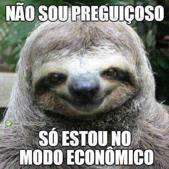 Modo econômico