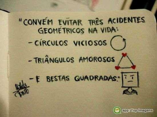 Acidentes geométricos