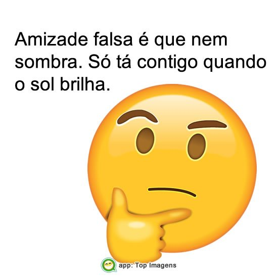 Amizade falsa
