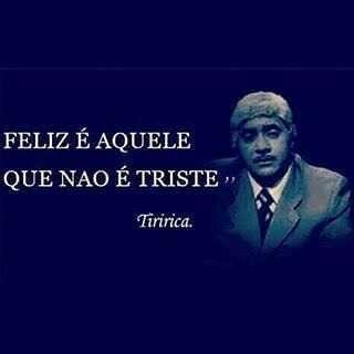 Frase do Tiririca