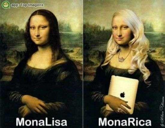 Monalisa e Monarica