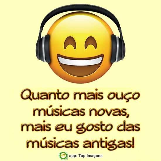 Música antigas
