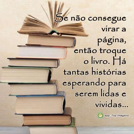 Troque o livro