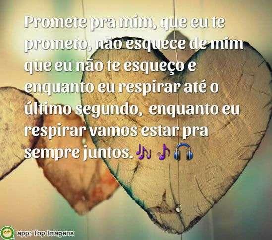 Promete pra mim