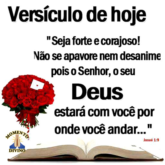 Versículo de hoje