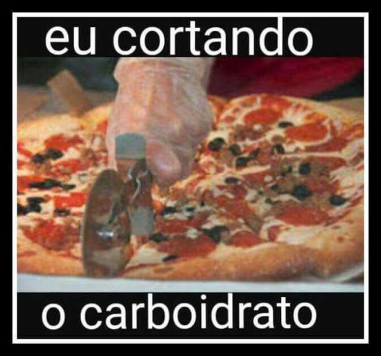 Cortando o carboidrato