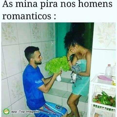 Homem romântico