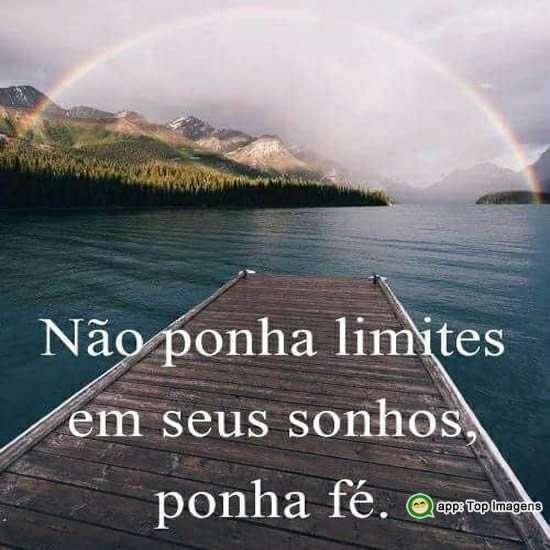 Limites e sonhos