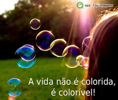Vida colorível