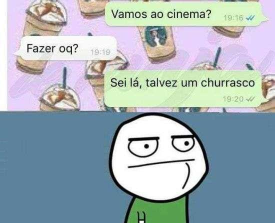Indo ao cinema
