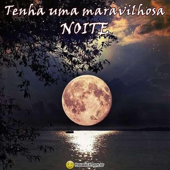 Tenha uma noite maravilhosa