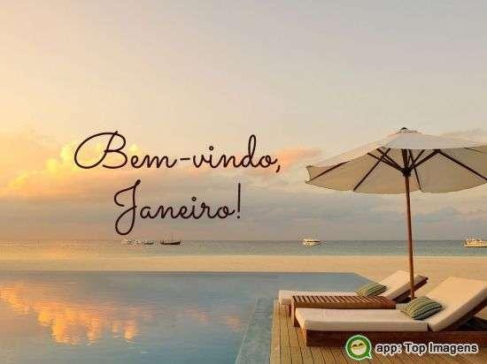 Bem-vindo Janeiro