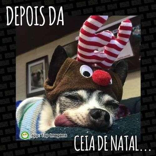 Depois da ceia de Natal