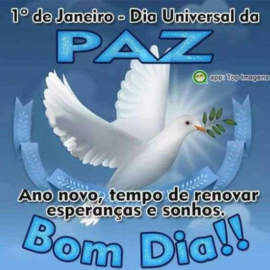 Dia Universal da Paz
