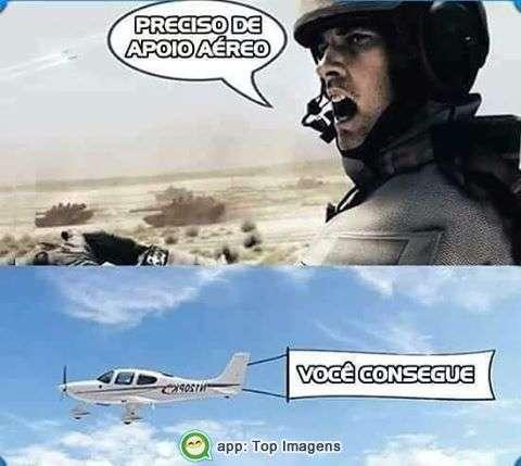 Apoio aéreo