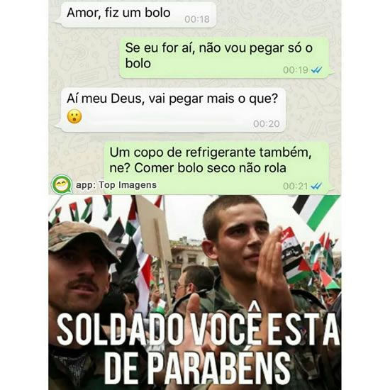 Conversa do whatsapp
