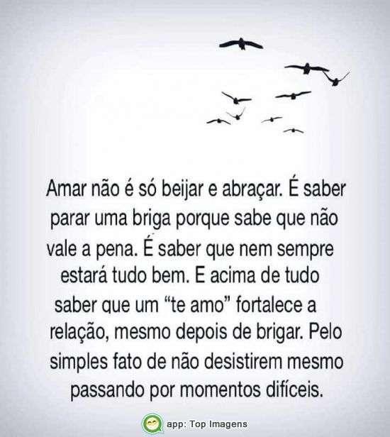 Saber amar