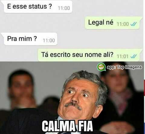 Status do whatsapp
