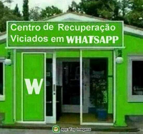 Viciados em whatsapp