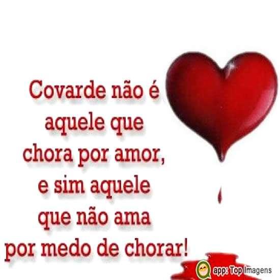 Chorar por amor