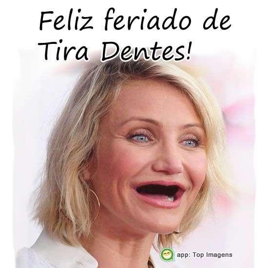 Feliz feriado de Tiradentes