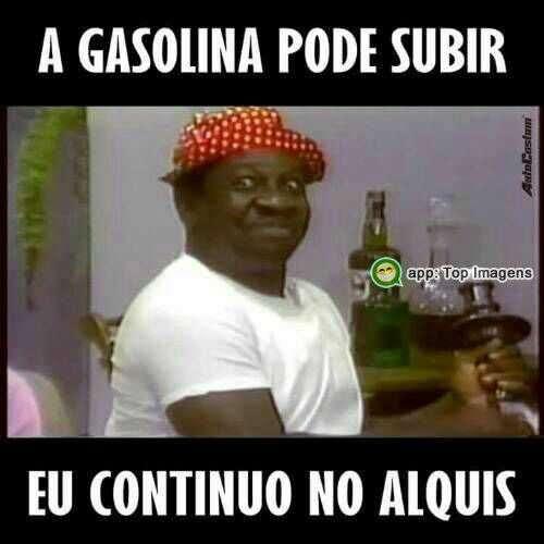 A gasolina pode subir