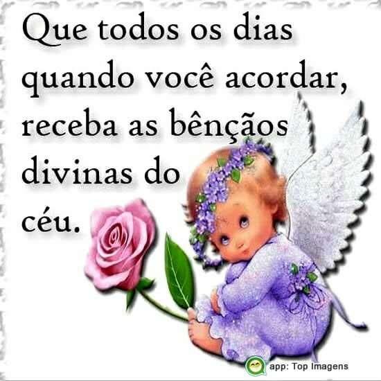 Bençãos divinas do céu