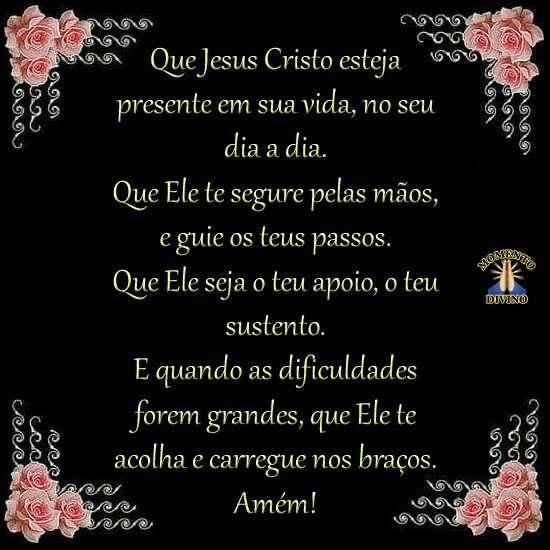 Jesus sempre presente