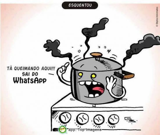 Sai do whatsapp