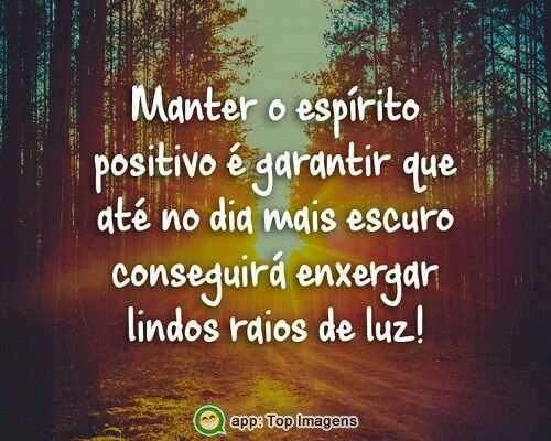 Espírito positivo