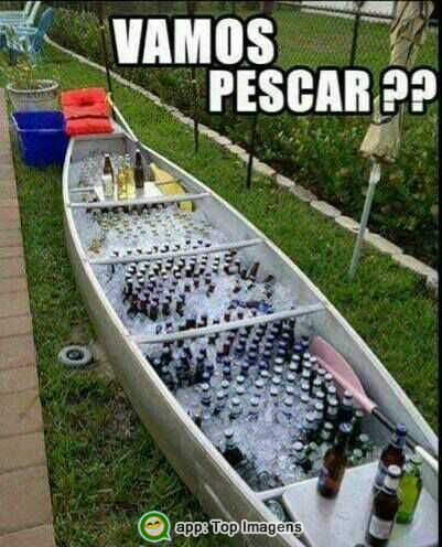 Vamos pescar?