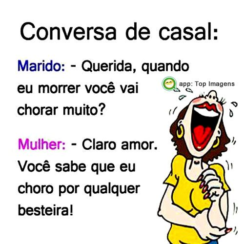 Conversa de casal