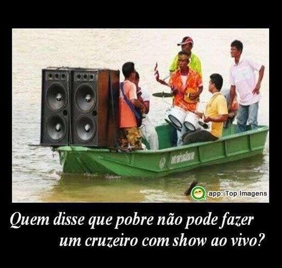 Cruzeiro de pobre