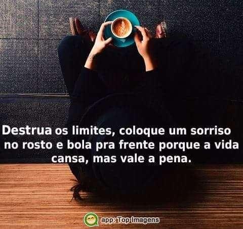Destrua os limites
