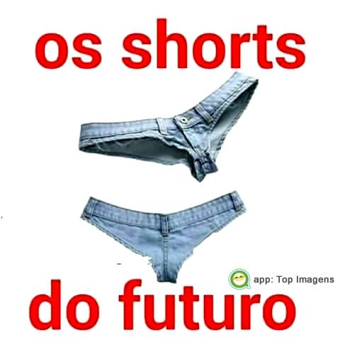 Shorts do futuro