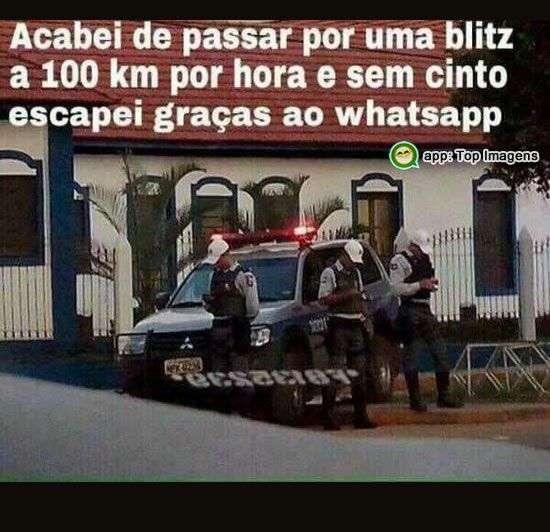 Salvo pelo whatsapp