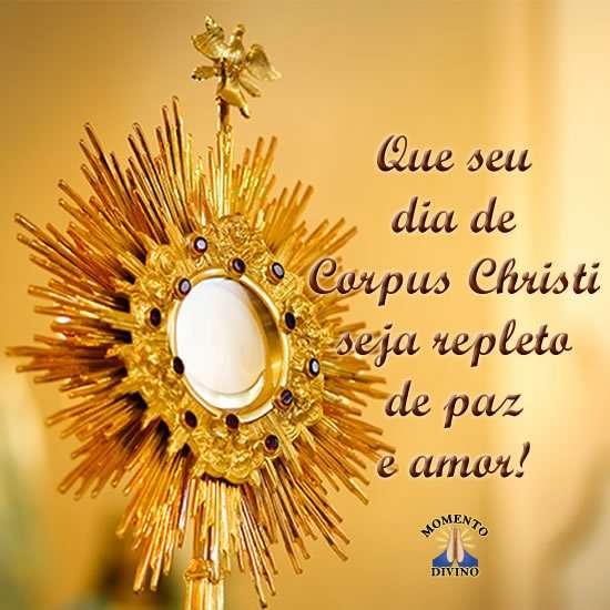 Feriado de Corpus Christi