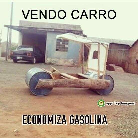 Vendo carro econômico