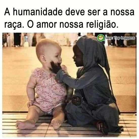 Humanidade e amor