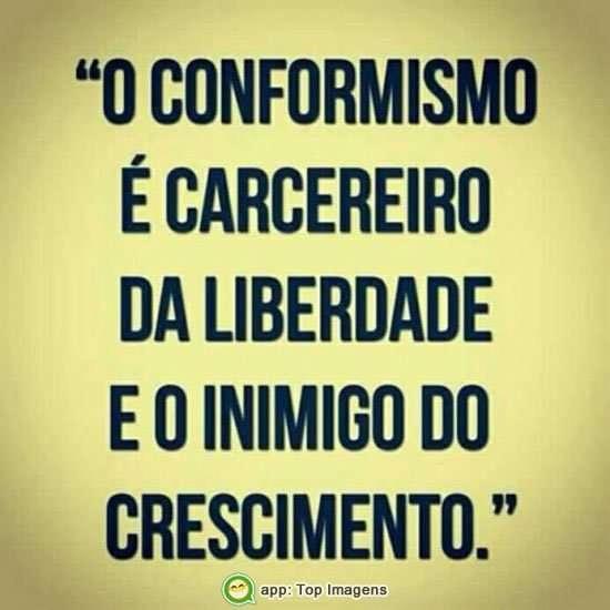 O conformismo
