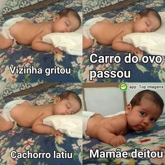 Coisa de bebê