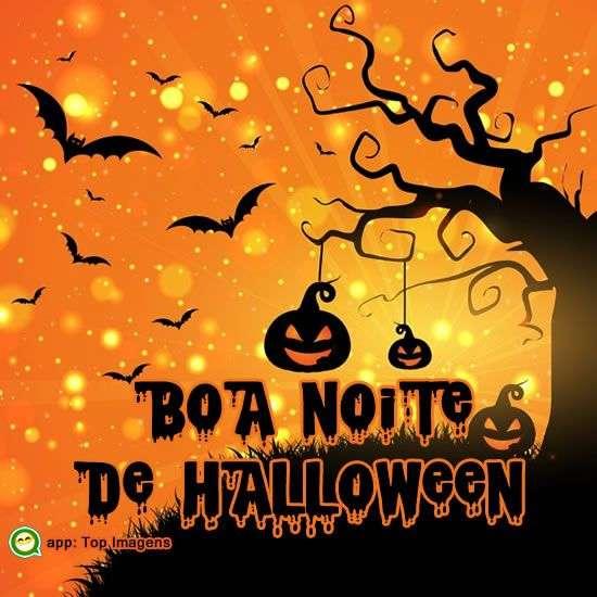 Boa noite de Halloween