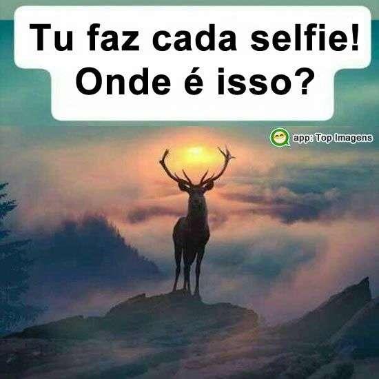 Cada selfie