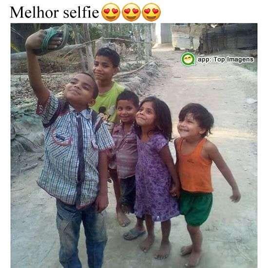Melhor selfie