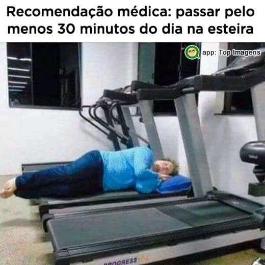 Recomendação médica