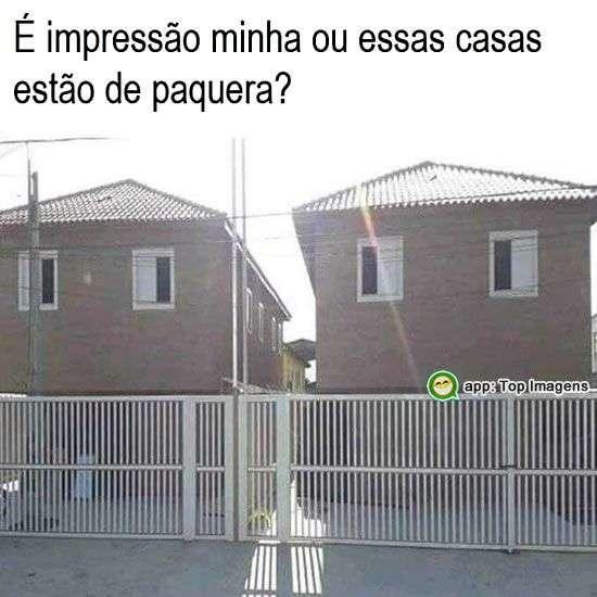 Casas paquerando