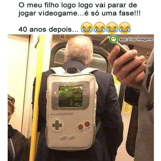 Jogar videogame